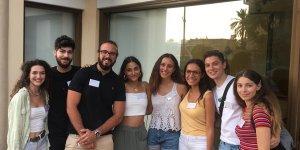 Kıbrıslı gençler buluştu