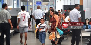 Yabancı turist arttı, Türkiye'den gelen azaldı