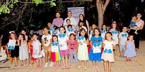 EMAA Çocuk Atölyesi sanat çalışmaları izleyiciyle buluştu