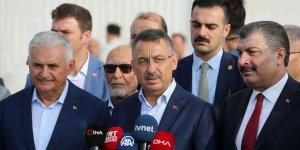"""Oktay: """"Akdeniz'deki sondaj çalışmalarımız kararlılıkla devam edecek"""""""