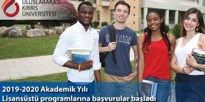 UKÜ'de lisansüstü programlarına başvurular devam ediyor