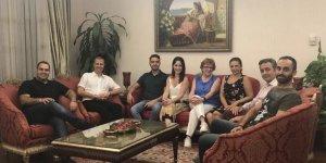 Gardiyanoğlu, pozitif farkındalığı anlattı