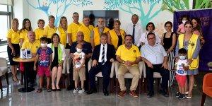 Çocuk Onkolojisi Servisi'ne önemli bağış
