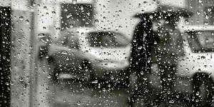 Pazar yağmurlu geçecek