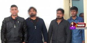 7 buçuk ayda  'ikamet izinsiz'  536 kişi bulundu