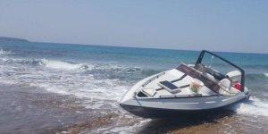 Tekneden 5 sığınmacı çıktı