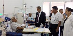 Cengiz Topel Hastanesi Diyaliz Merkezi açıldı