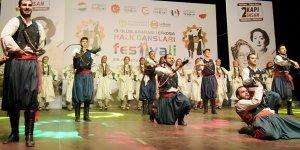 Uluslararası Lefkoşa Halk Dansları Festivali devam ediyor