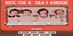 Sıla 4, Girne Amfi Tiyatro'da sahne alacak