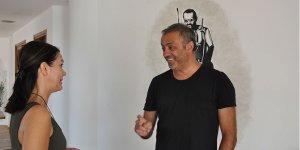 BKM Mutfak sahnesi Kıbrıs'ta…