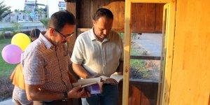 'Durak Kütüphanesi' Projesi hayat buldu