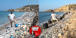 """""""Hedefim Girne Limanı'nı da temizlemek"""""""