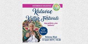 """8. Kalavaç Kültür Festivali"" 15 Eylül'de"