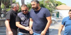 2 yıldır aranıyordu, Ercan'da yakalandı
