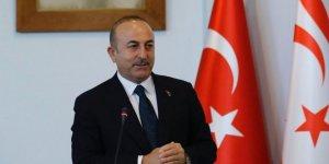 TC Dışişleri Bakanı Çavuşoğlu geldi