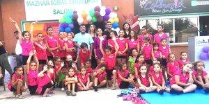 Gençlik Gücü'nde rengarenk gün