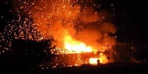 Çatalköy'deki patlama Rum basınında...