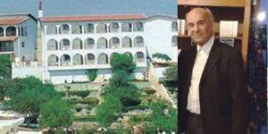 Dr. Ramon, İskele'deki mülkü için Adalet Divanı'nda