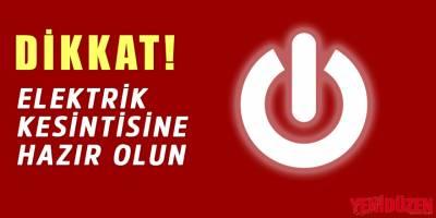 KIB-TEK'ten Güzelyurt'ta kesinti uyarısı