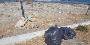 Kentin farklı noktalarında temizliğe devam ediliyor