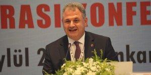 "UKÜ Rektörü, Ankara'da ""Kıbrıs'ta Son Söz"" konferansına katıldı"