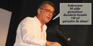 'Hükümetin 'Kıbrıs Formülü' gerçekçi değil'