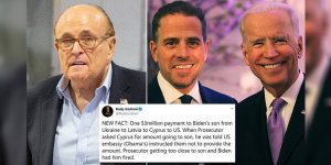 """""""Biden'in oğlu Kıbrıs'ta kara para akladı"""""""