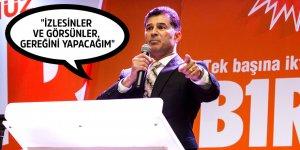 """UBP'den """"Özgürgün'ün dokunulmazlığı kalksın"""" kararı"""