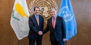 'Guterres ekim için 3'lü görüşme önerecek' iddiası