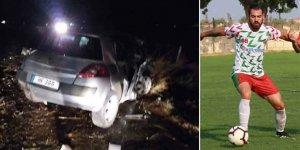 Mormenekşe futbolcusu Haşim Girgin hayatını kaybetti