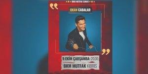 BKM Mutfak Kıbrıs'ta  stand-up geceleri