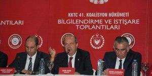 Tatar'a göre, hükümet ve BM, Maraş'ta hemfikir