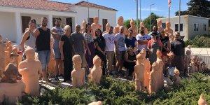 6. Uluslararası Akdeniz Pişmiş Toprak Sempozyumu devam ediyor