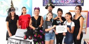 TED Kuzey Kıbrıs Koleji'nde kulüp seçimleri coşkusu