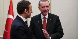 """Erdoğan, """"Macron'a 'KKTC'yi sordum"""""""