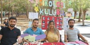 UKÜ Öğrenci Kulüpler Şenliği renkli görüntülere sahne oldu