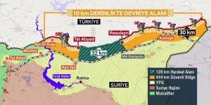 YPG'ye verilen150 saatlik süre doldu