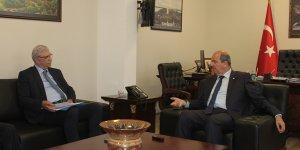 """Tatar: """"Yollara yönelik yeni yatırımlar ve açılımlar var"""""""