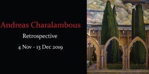 Charalambous'un retrospektif sergisi açılıyor