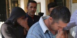 'Market hırsızlığı' zanlıları tutuklandı