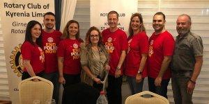 Rotary,  'Çocuk Felci'ni ortadan kaldırmak için çalışıyor