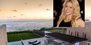 Shakira Baf'tan villa aldı