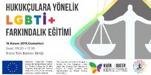 Hukukçulara  LGBTİ+ farkındalığı eğitimi verilecek