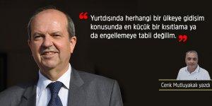 Ersin Tatar'dan yanıt geldi
