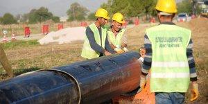 Lefkoşa ana taşyıcı kanalizasyon projesi çalışmaları başladı