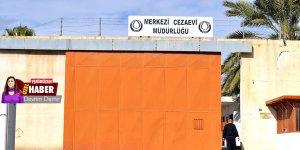 173 kişilik cezaevinde  612 mahkûm