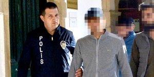 15 gün cezaevine gönderildi