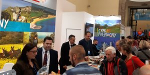 Kıbrıs lezzetleri Polonya'ya taşındı