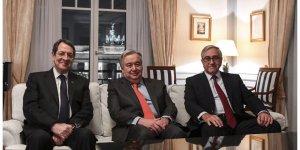 """Guterres: """"Kararlılıklarını yeniden teyit ettiler"""""""