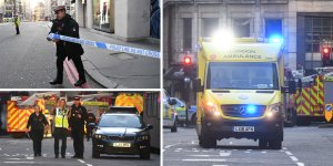 Londra Köprüsü'nde bıçaklı saldırı